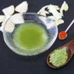 山形市のフレーバー緑茶専門店フレーバーグリーンのペペロンチーノフレーバー緑茶