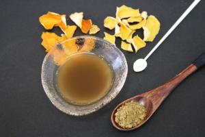 山形市のフレーバー緑茶専門店フレーバーグリーンのソルティードッグフレーバーほうじ茶