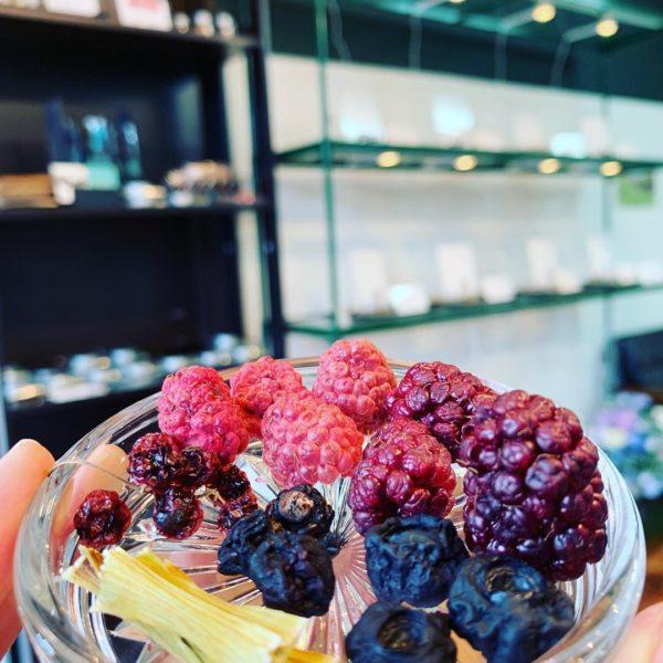 山形市のフレーバー緑茶専門店フレーバーグリーンのドライフルーツ