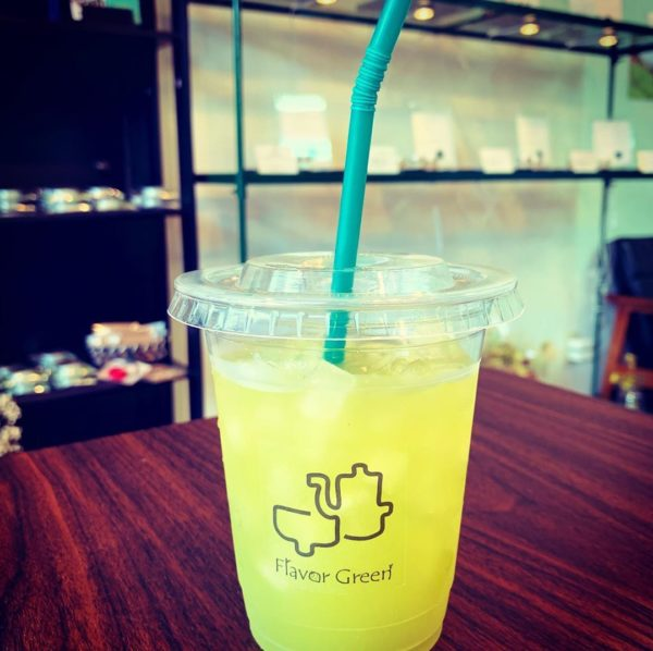 フレーバー緑茶専門店フレーバーグリーンの水出しフレーバー緑茶